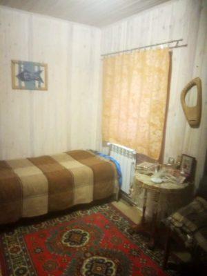 Комната в одном из домов в Зарытках